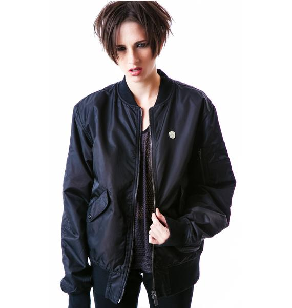 Long Clothing Charge Jacket