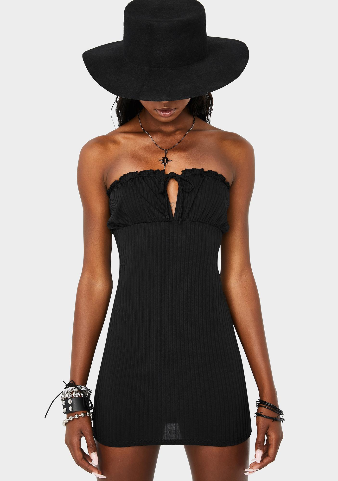 Dahlia Can't Be Handled Mini Dress
