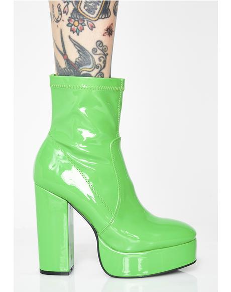 Slime Booties