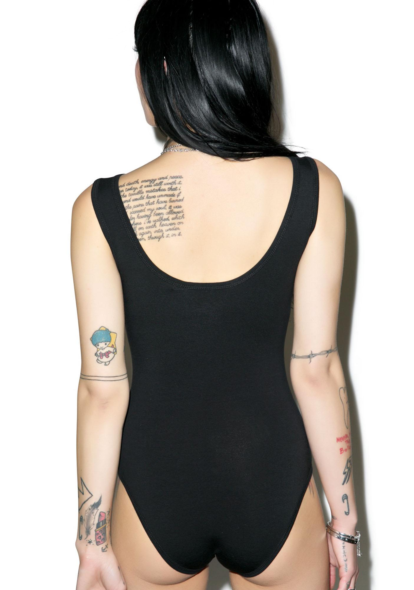 Killstar Holy Shit Bodysuit