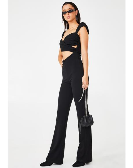 Marko Cut-Out Jumpsuit