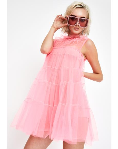 Steal The Night Tulle Dress