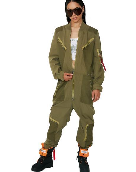 K-2B Mod Jumpsuit