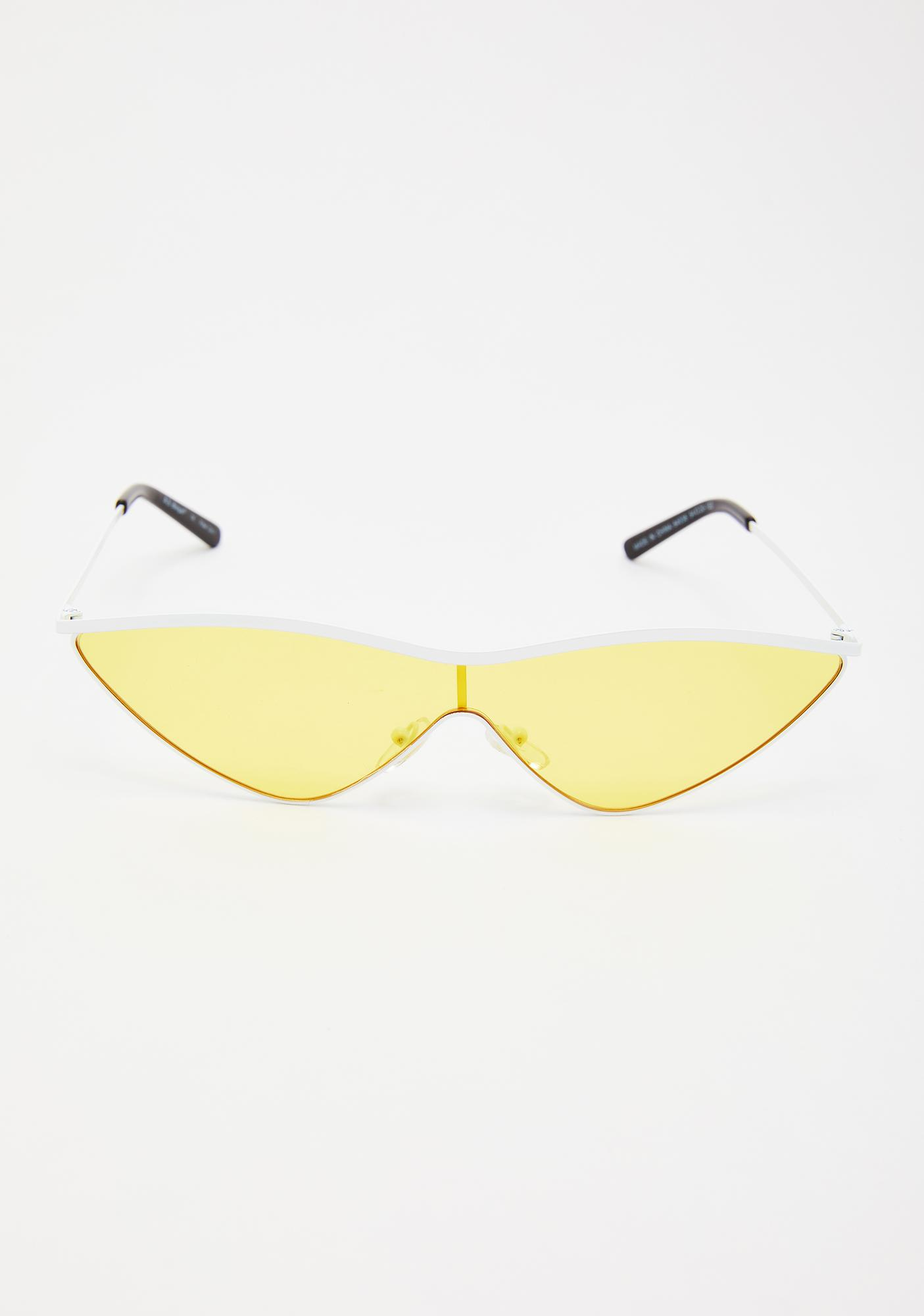 Shock Power Cat Eye Sunglasses