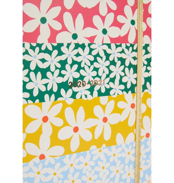 ban.do Daisy 17-Month Planner