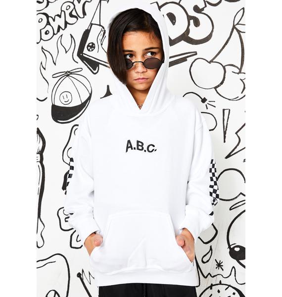 A.B.C. Kidswear Racing Hoody
