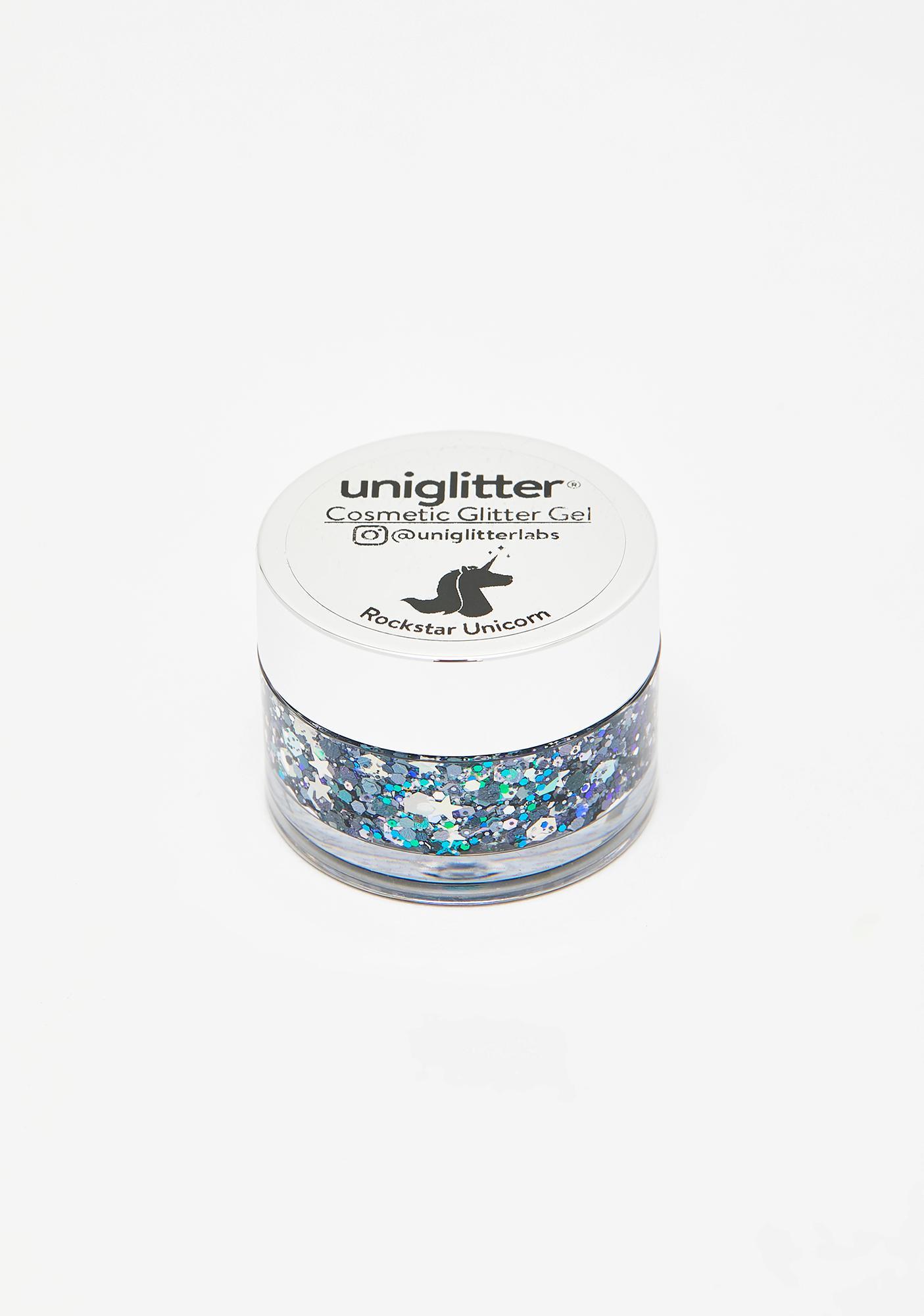 Uniglitter Rockstar Unicorn Glitter Gel