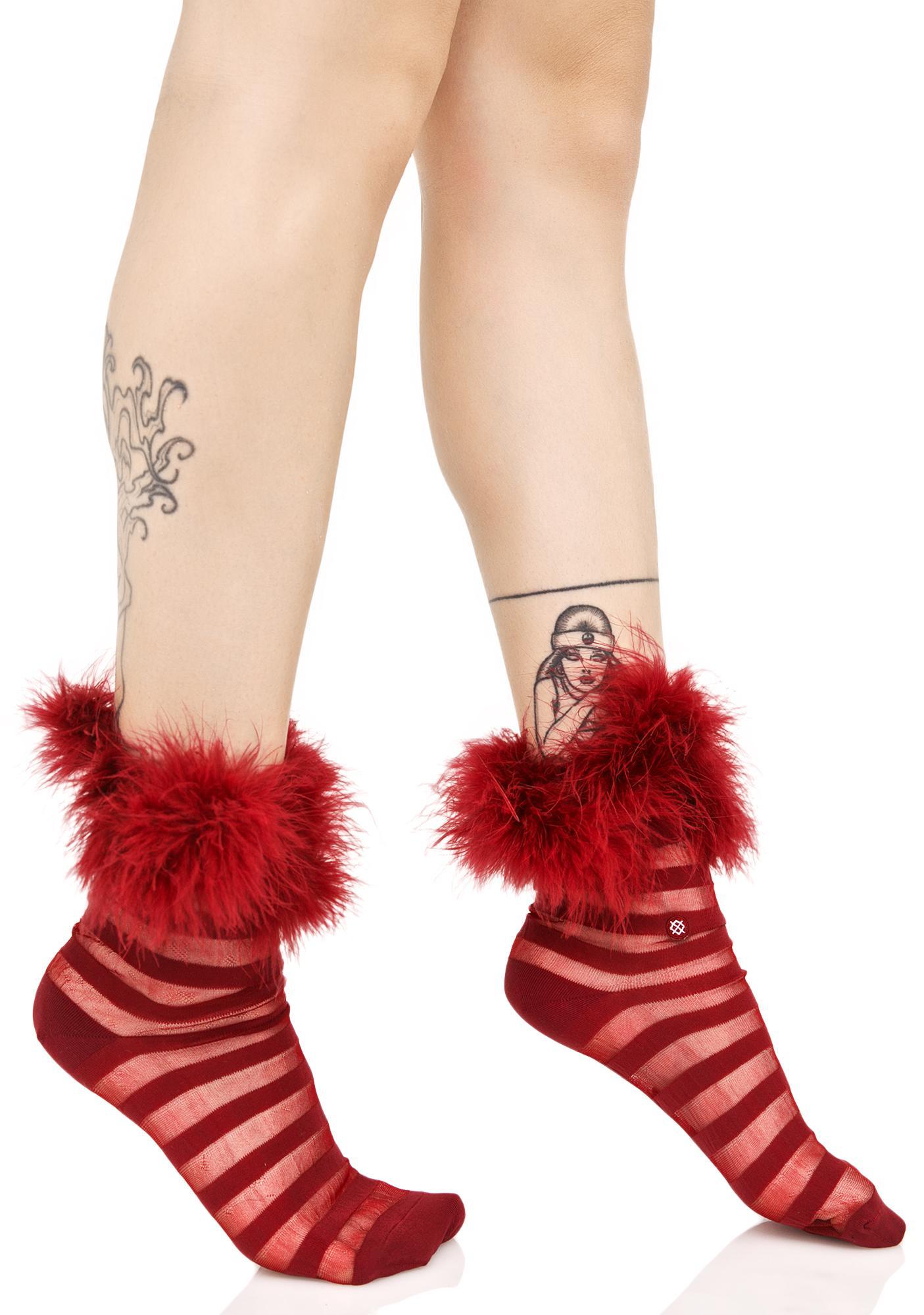 Stance Frostbite Sheer Ankle Socks