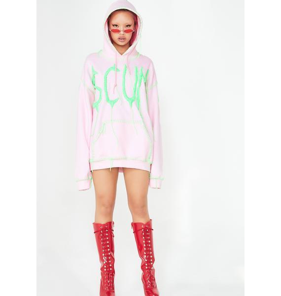 T.E.I.N Clothing Baby Scum Hoodie