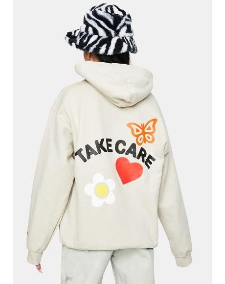 Take Care Mantra Hoodie