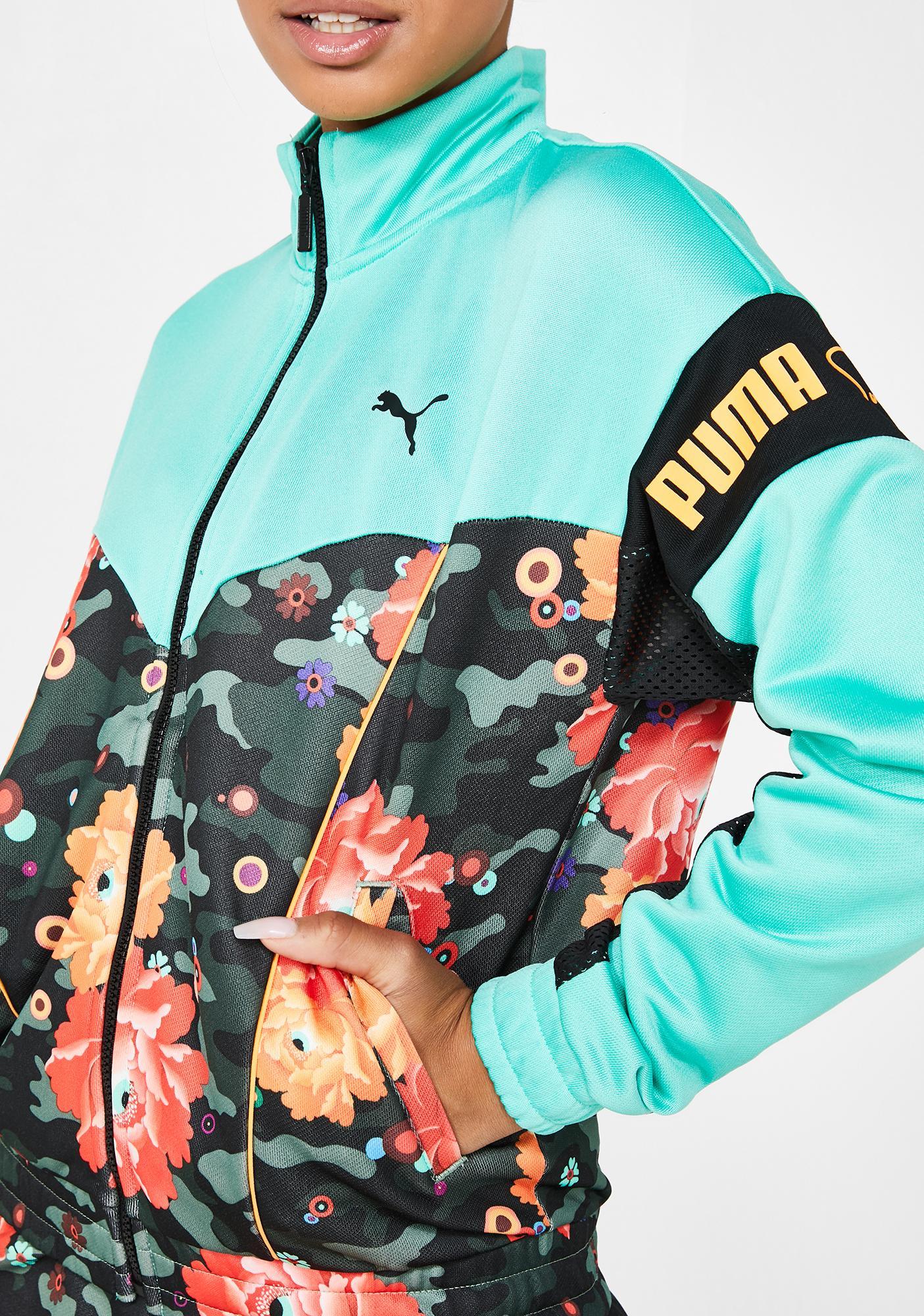 PUMA X Sue Tsai Track Jacket