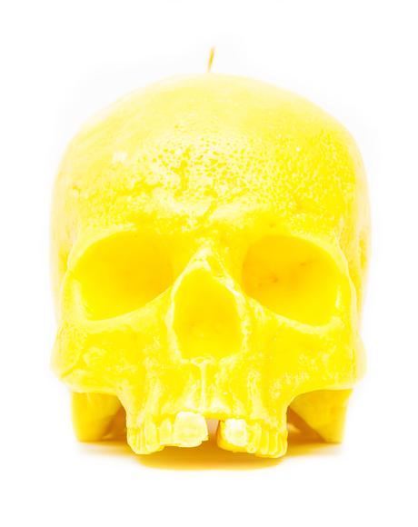 Liujiang Skull Candle