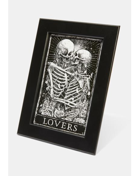 Lovers Framed Picture