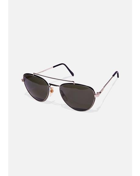 Chase Aviator Sunglasses