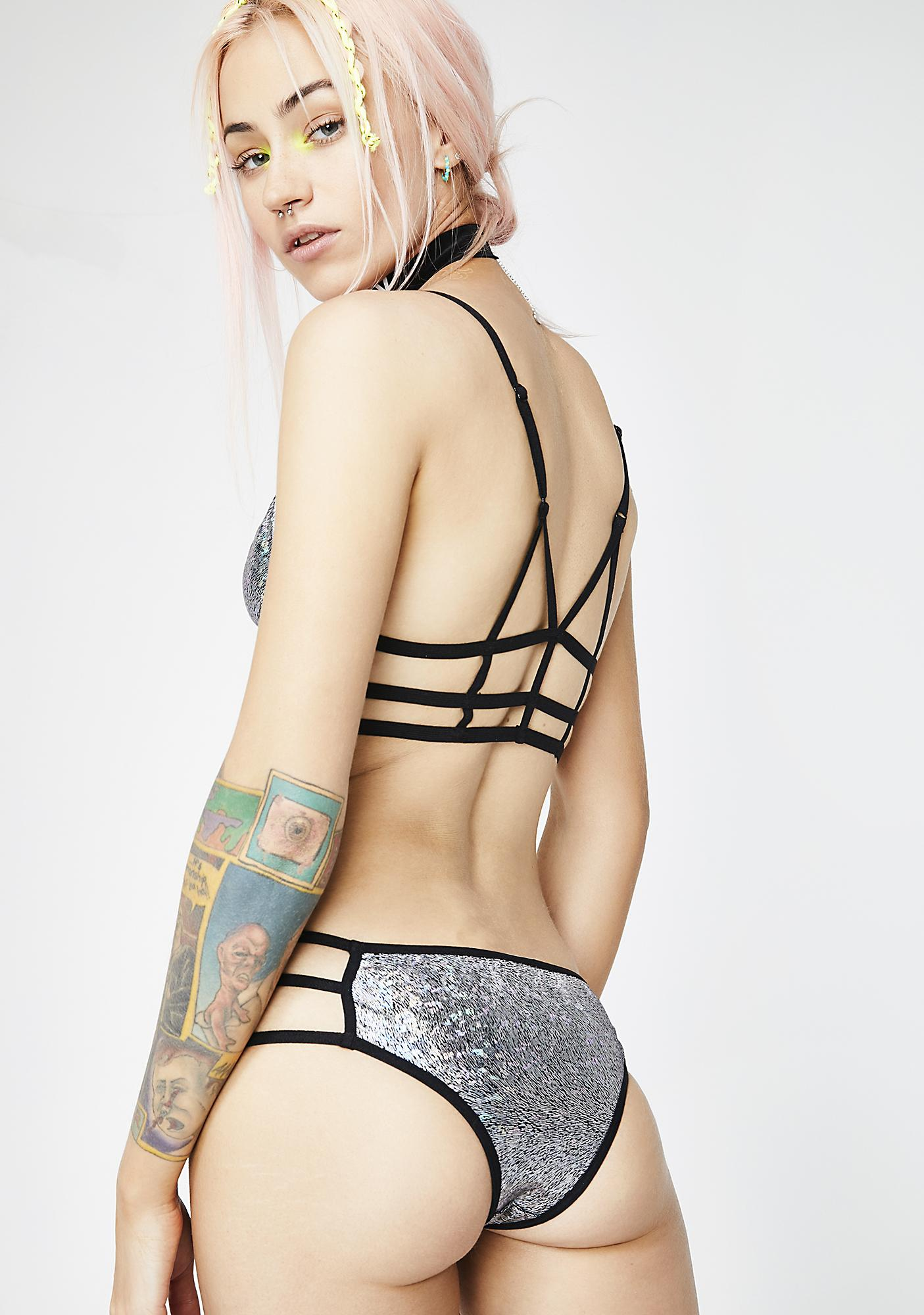 Thrive Vibe Strappy Set