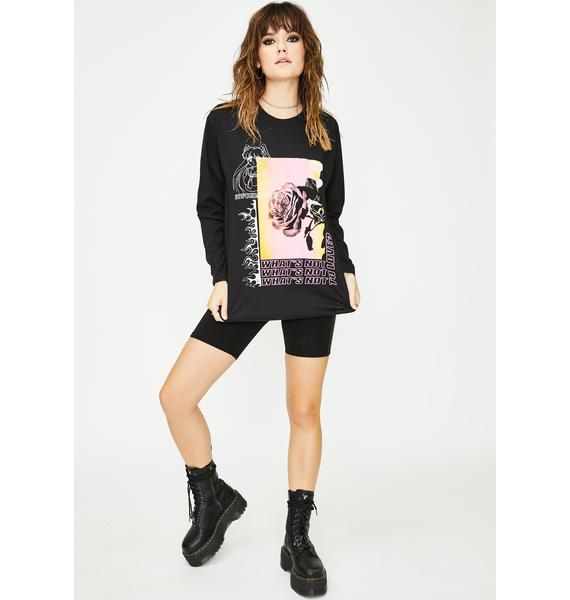 NEW GIRL ORDER Whats Not To Love Graphic Tee