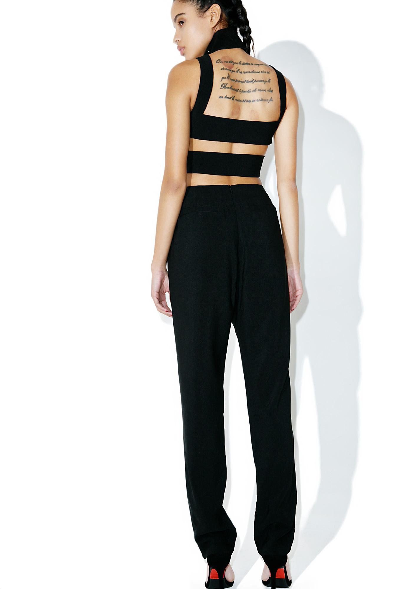 Asilio Three Chain Road Jumpsuit