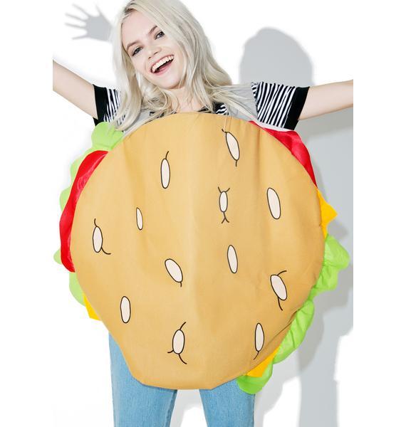 Beefy Belcher Costume
