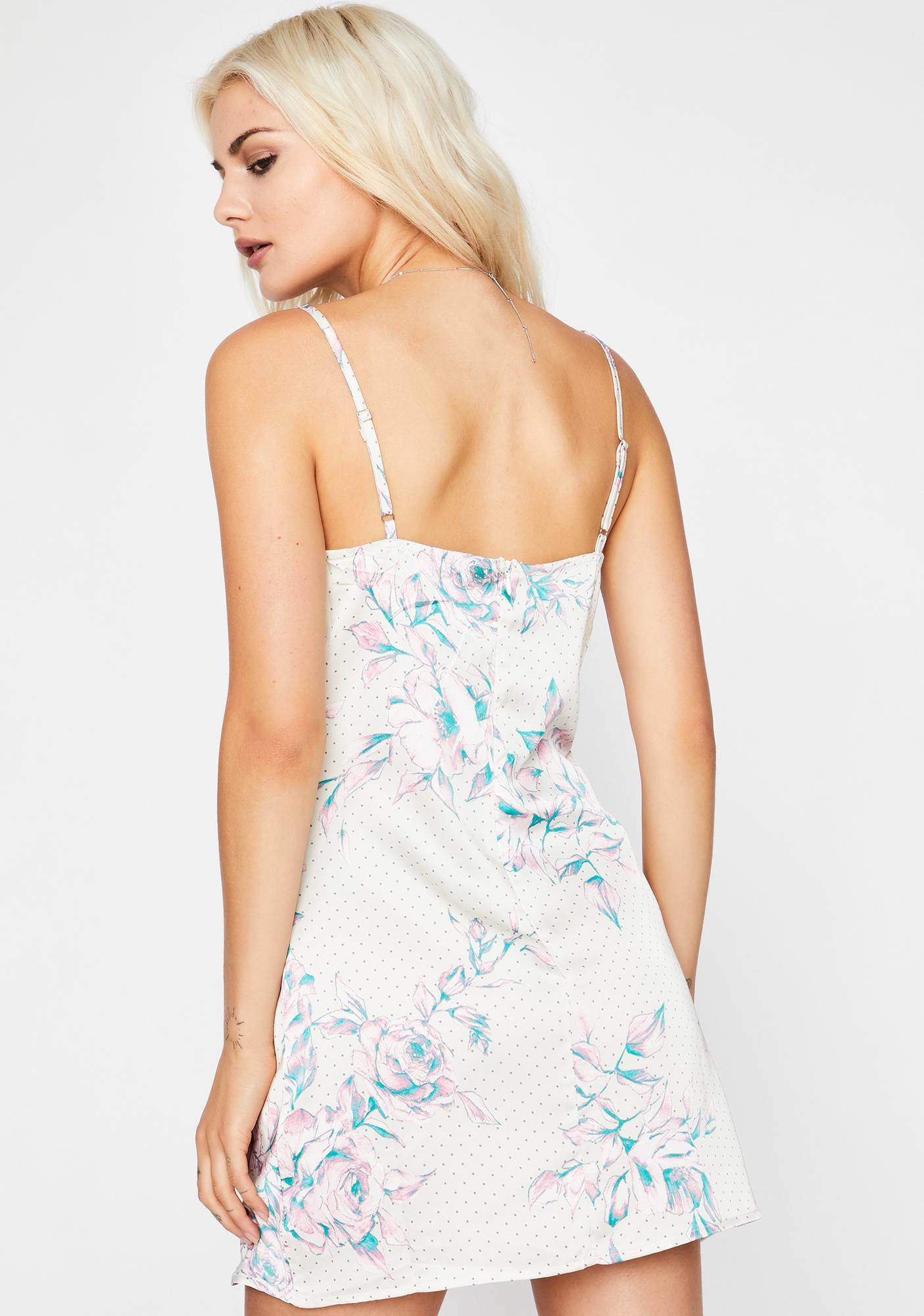 Precise Nature Mini Dress