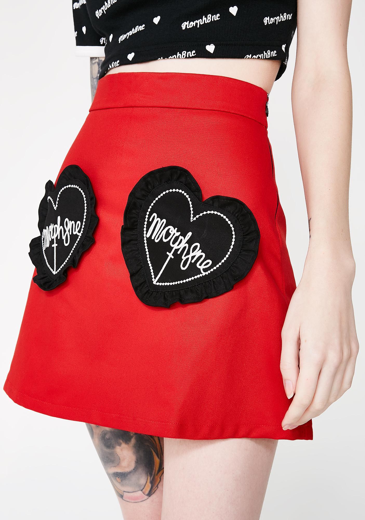 Morph8ne Precious Blood Skirt