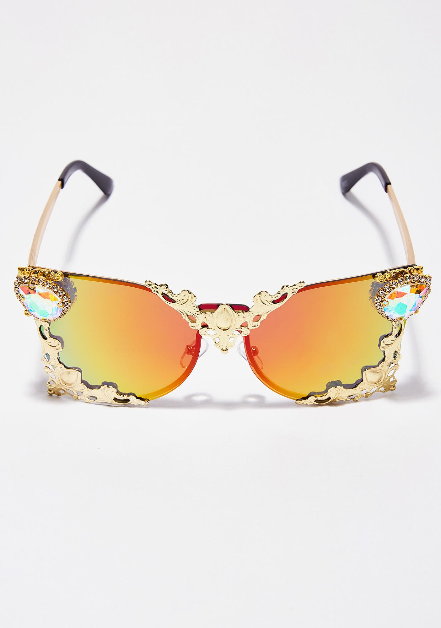 The Lyte Couture Del Rey Sunnies