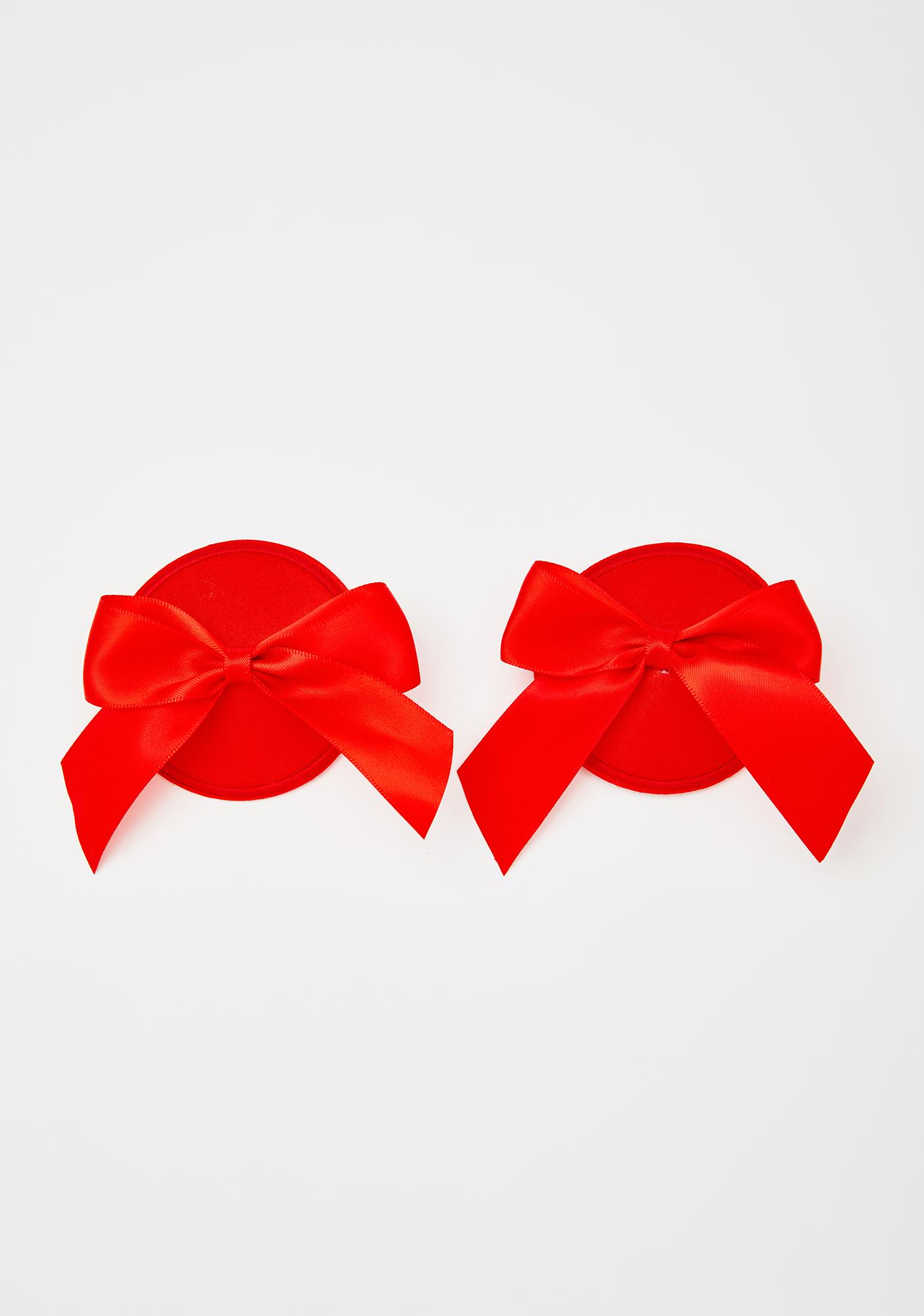Sultry Delight Bow Tie Pasties