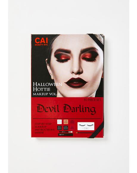 Devil Darling Makeup Kit