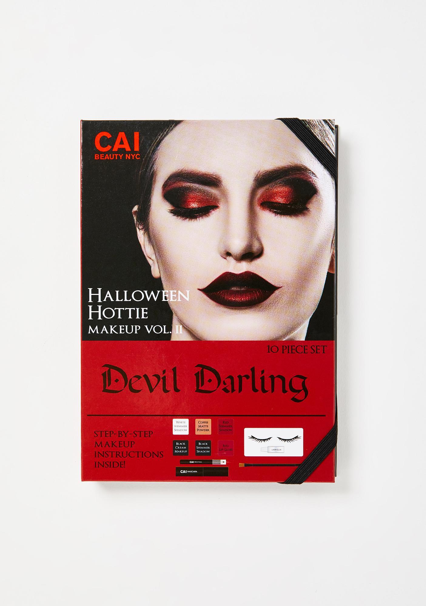 Devil Darling Makeup Kit