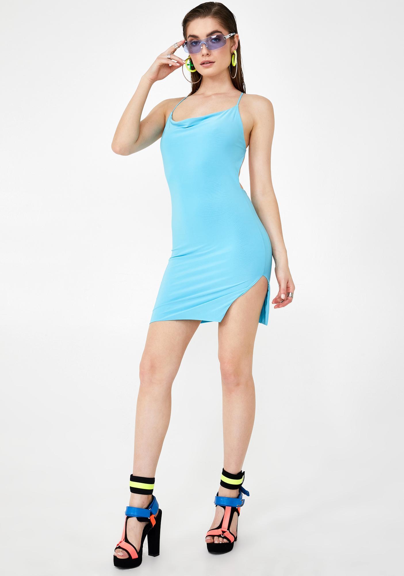 Thirsty DM's Mini Dress