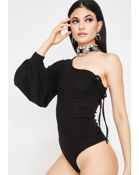 f1a5dbae647 High Fashion One Sleeve Bodysuit High Fashion One Sleeve Bodysuit ...