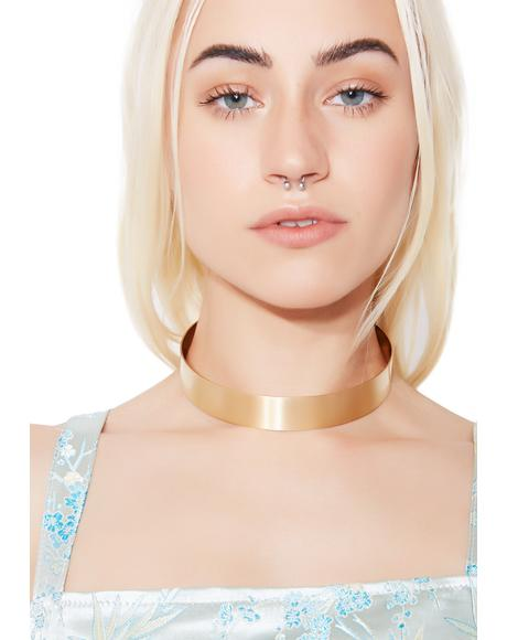 On A Roll Structured Choker