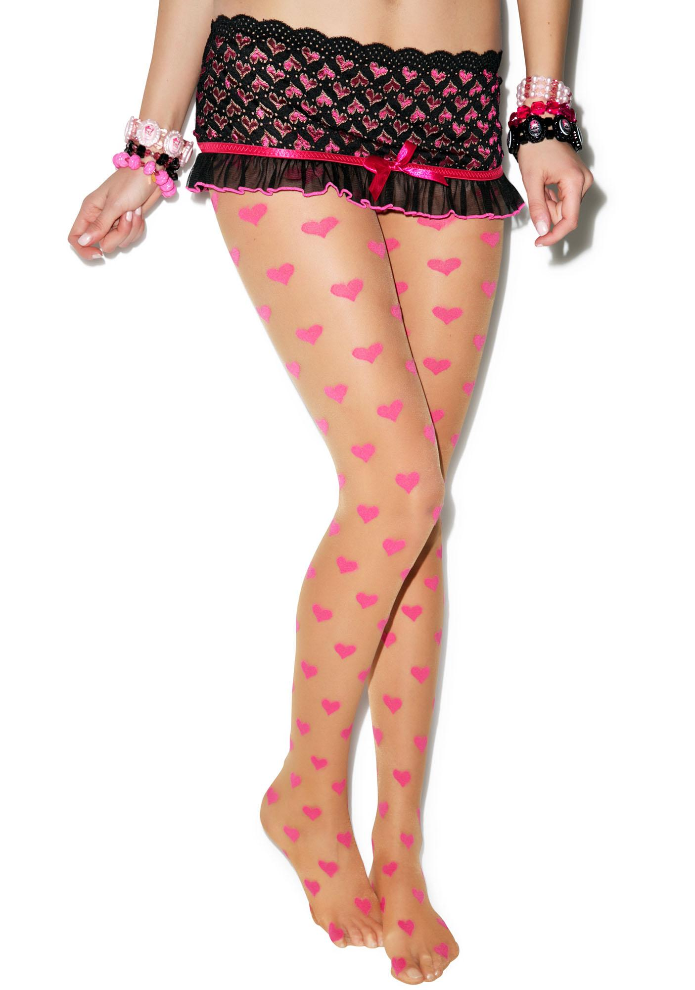 Be Mine Tights