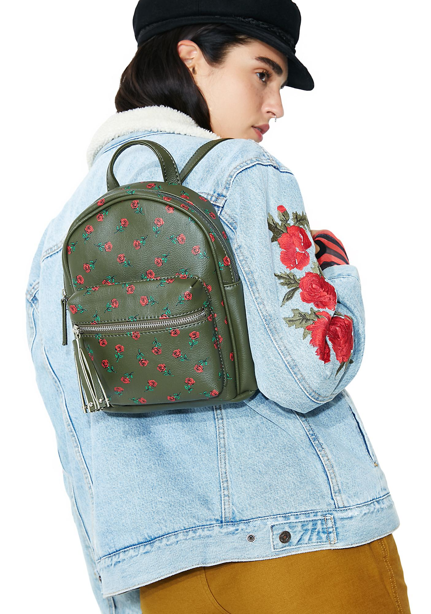 Kiss From A Rose Backpack