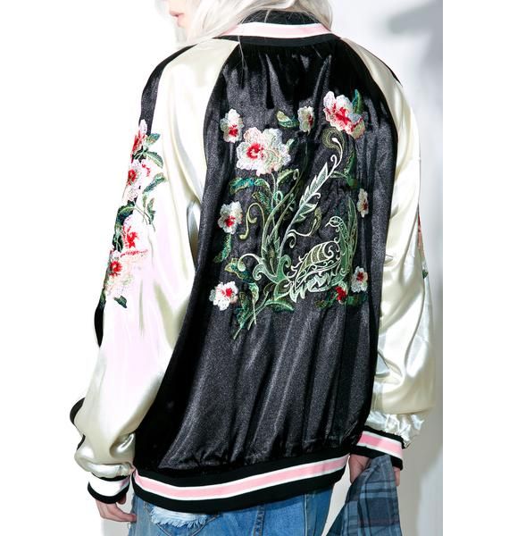 Full Bloomin' Souvenir Jacket