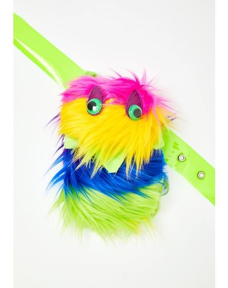 Rainbow Woobie Satchel
