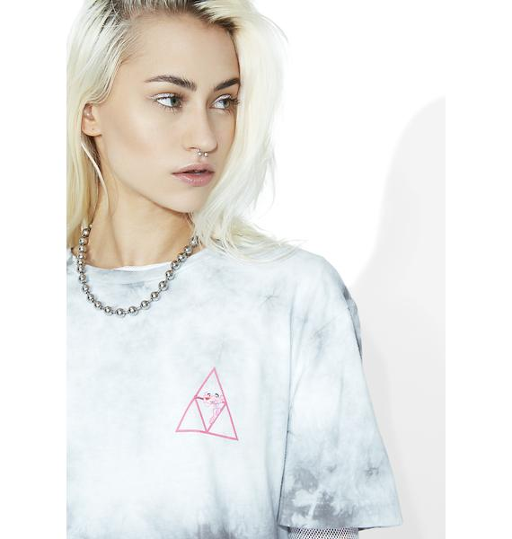HUF X PP Triple Triangle Tee