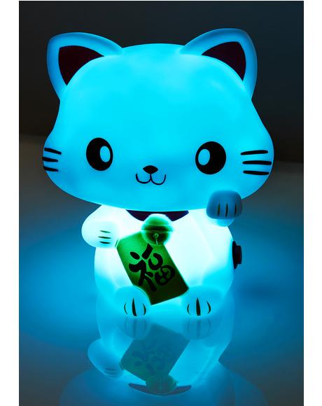 Lucky Meow Mood Lamp
