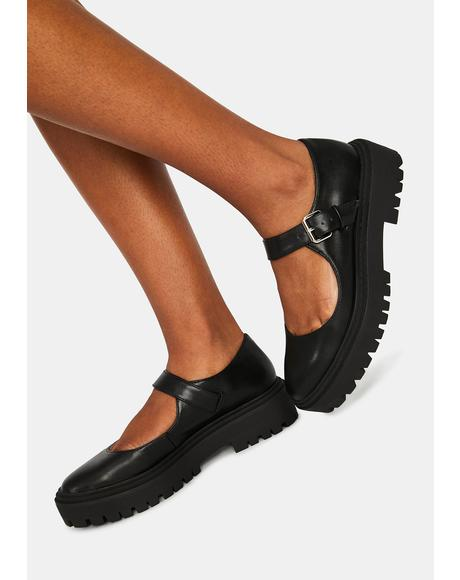Forget Her Mary Janes