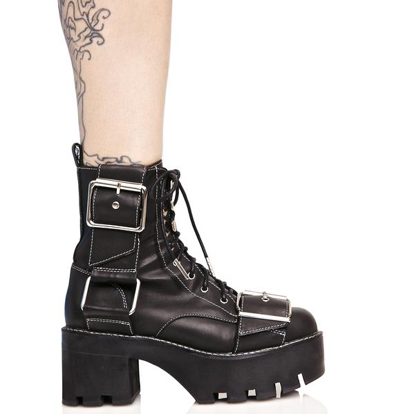 Current Mood Tank Boots