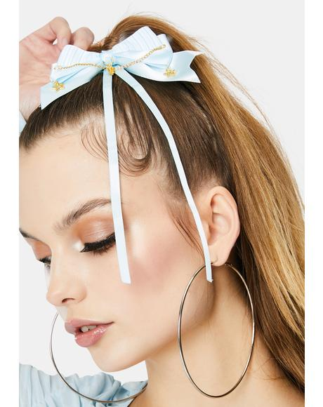 Such Sweetness Chain Hair Bow