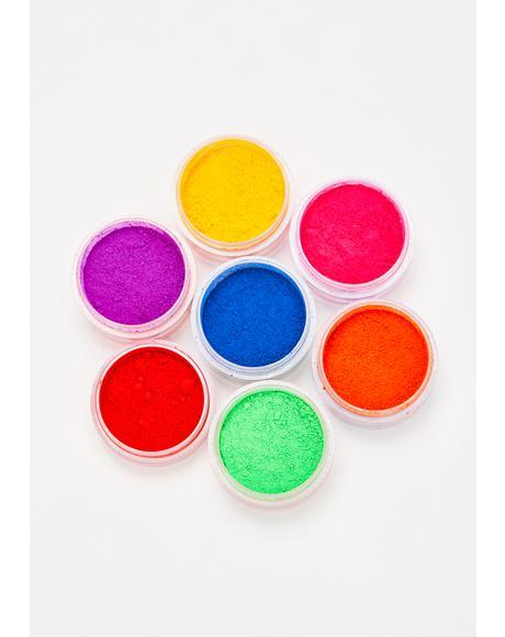 Rainbow Pigment Stack