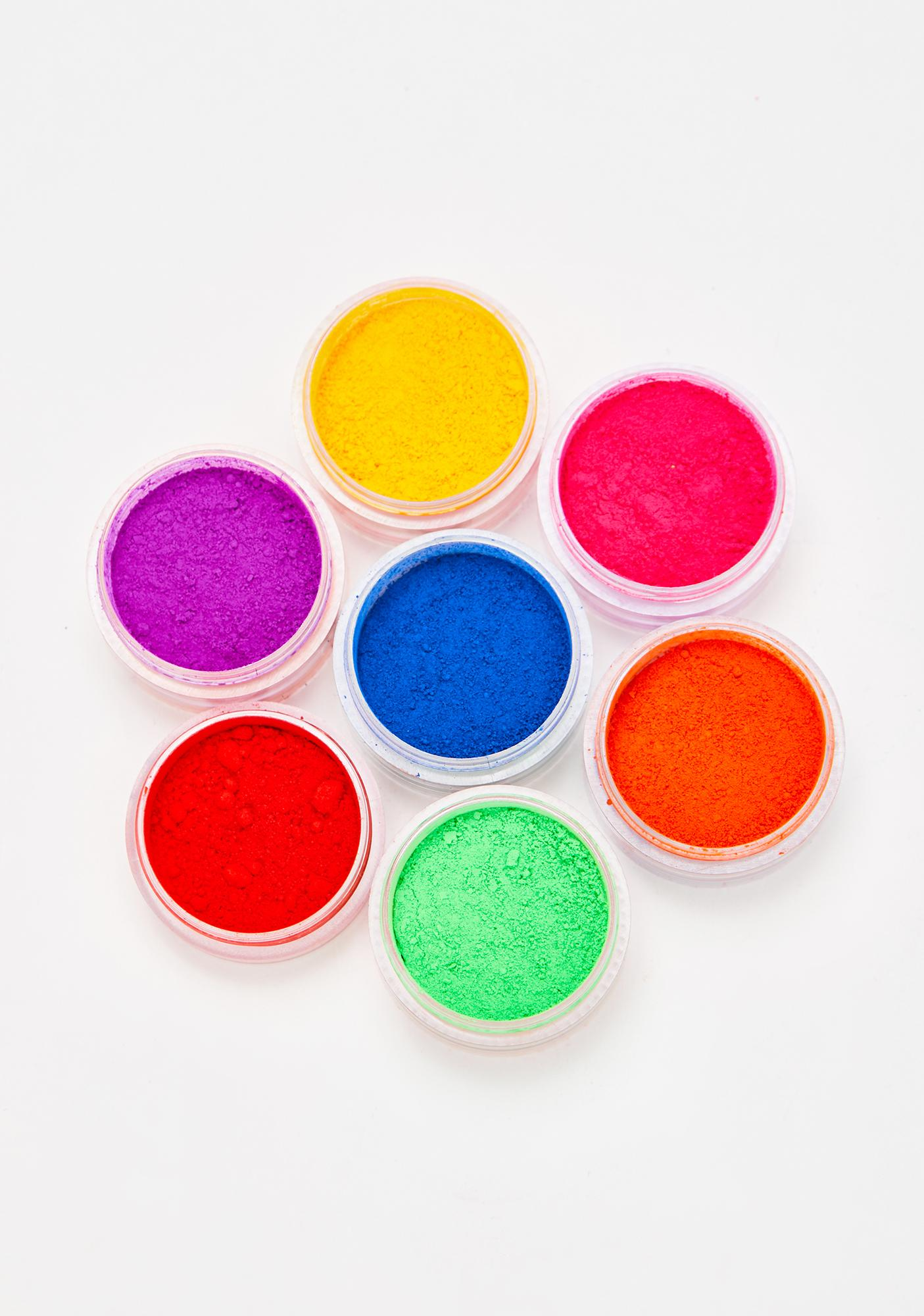 Ruby May Cosmetics Rainbow Pigment Stack