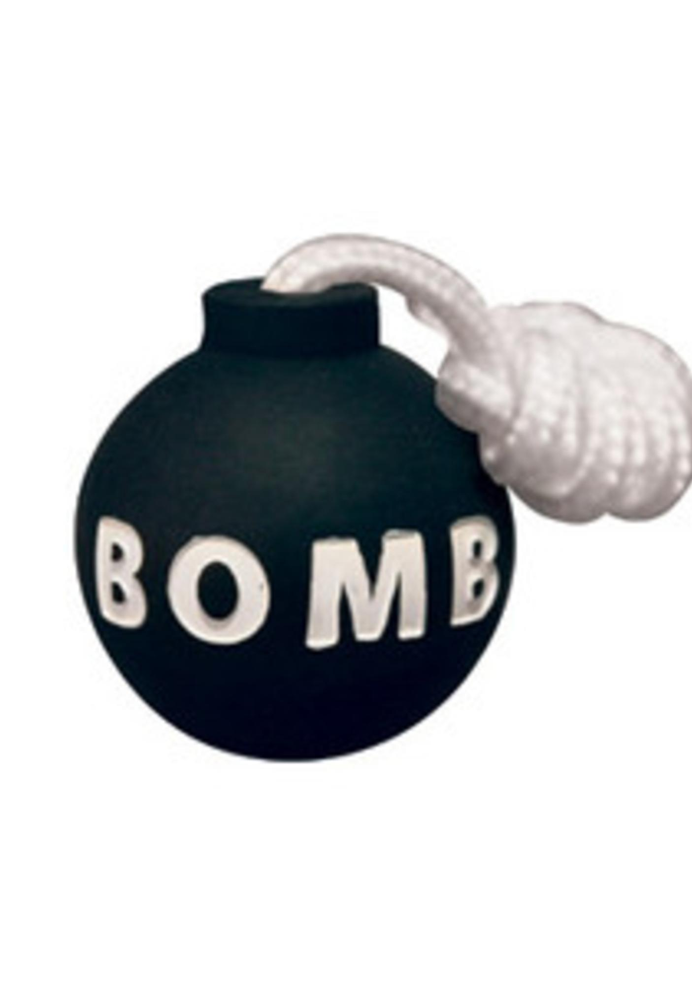 Bomb Rubber Dog Toy