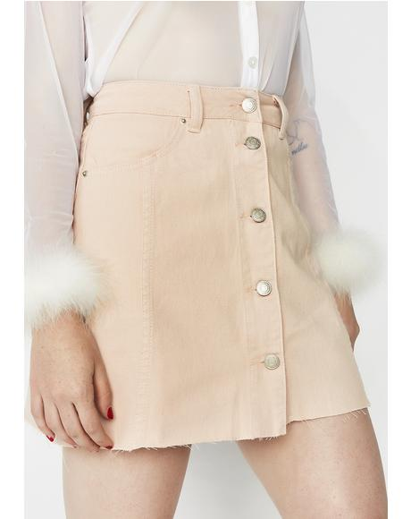 What You're Missing A-Line Skirt