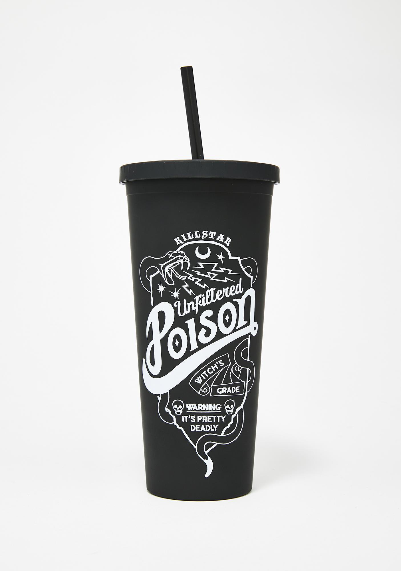 Killstar Poison Cold Brew Cup