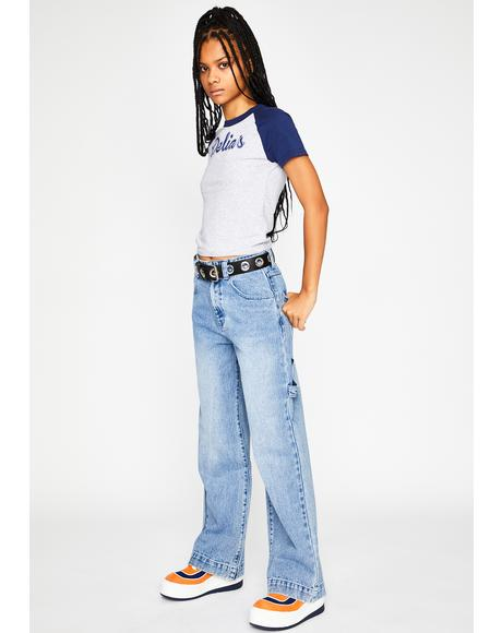 So Misunderstood Denim Jeans