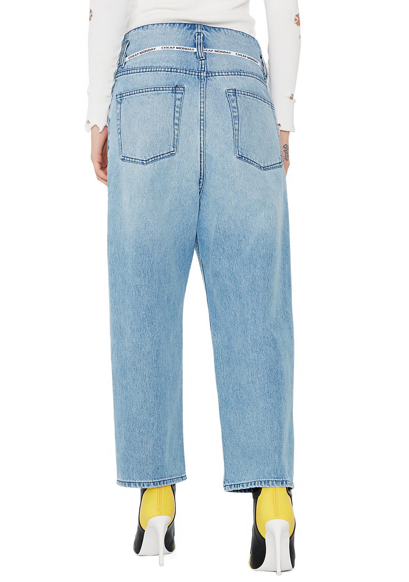 Cheap Monday Paperbag Jeans