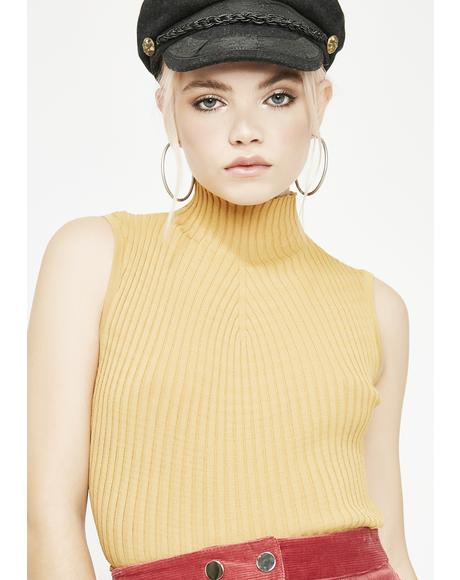 Sovereign Sass Turtleneck Top