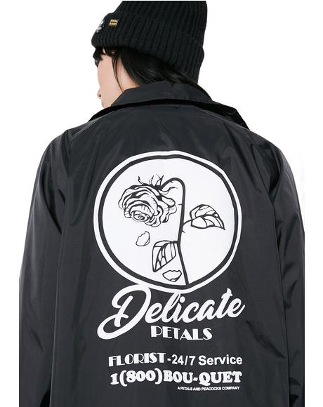 Delicate Coach Jacket