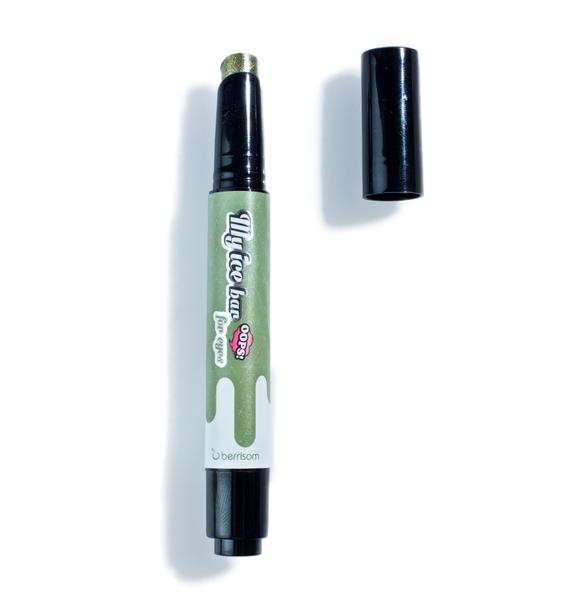 Green Tea Glitter Eyeshadow Stick